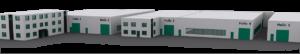 QUIP TDL: 140.000 Quadratmeter multifunktional nutzbare Hallenfläche