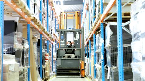 QUIP TDL Lagerung: Produkte bestmöglich lagern