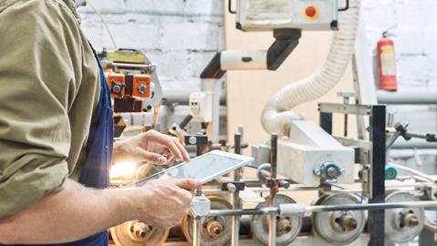 QUIP TDL Anlagen- und Maschinenwartung: Dauerhafte Bestform