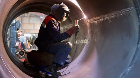 QUIP TDL Stahlbau: Professionelle Stahlbau-Arbeiten