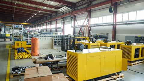 QUIP TDL Umbau von Produktionslinien: Flexible Fertigungskapazitäten